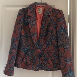 Tapestry Dress Jacket!